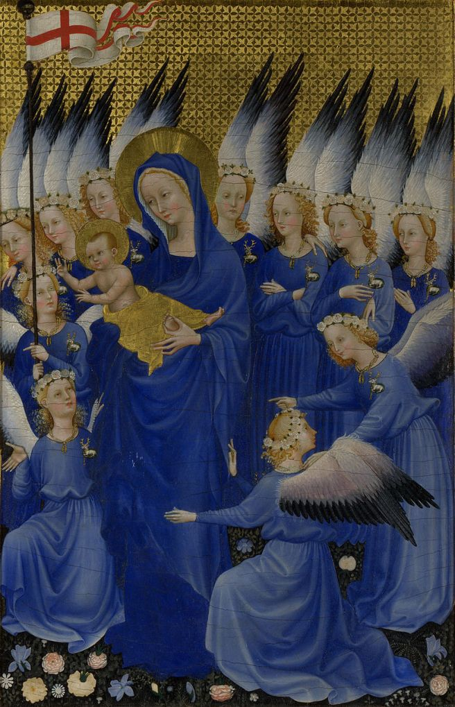 Wilton_diptych;_right-hand_panel